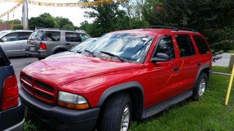 2003 Dodge Durango for sale in Glen Burnie MD