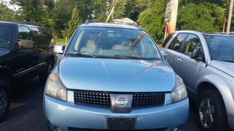 2004 Nissan Quest for sale in Glen Burnie MD