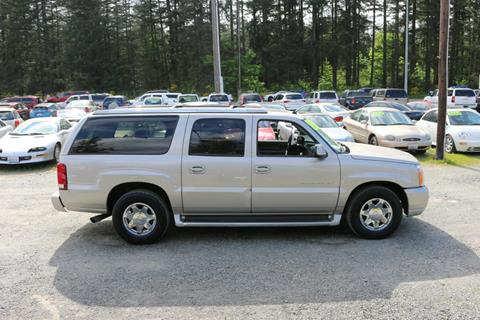 2005 Cadillac Escalade ESV for sale in Spanaway, WA
