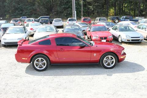 2006 Ford Mustang for sale in Spanaway, WA