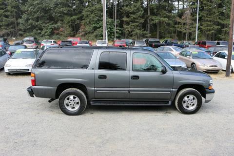 2002 Chevrolet Suburban for sale in Spanaway, WA