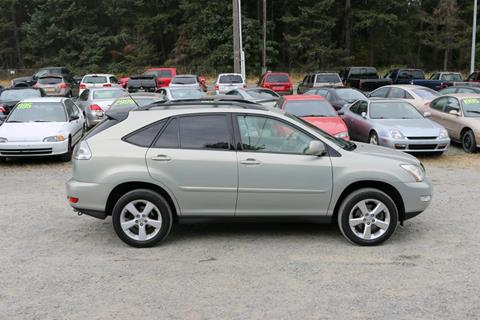 2006 Lexus RX 330 for sale in Spanaway, WA