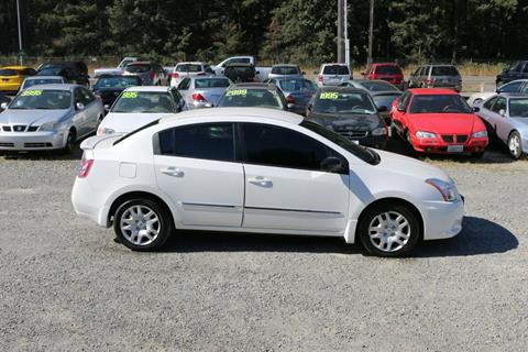 2012 Nissan Sentra for sale in Spanaway, WA