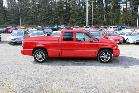 2003 Chevrolet Silverado 1500 SS for sale in Spanaway, WA
