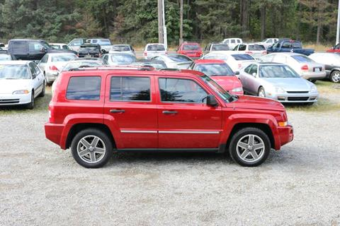 2008 Jeep Patriot for sale in Spanaway, WA