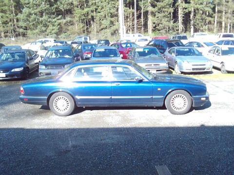 1997 jaguar xj6 vanden plas for sale