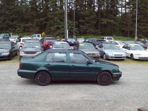 1996 Volkswagen Jetta for sale in Spanaway, WA