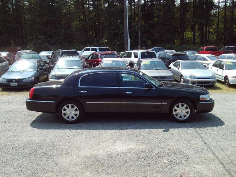 2008 Lincoln Town Car Signature L 4dr Sedan In Spanaway Wa Wilson