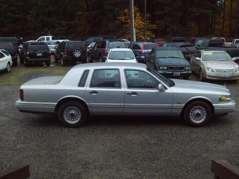 1996 Lincoln Town Car For Sale In Salem In Carsforsale Com