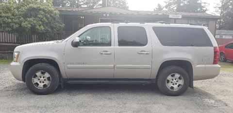 2007 Chevrolet Suburban for sale at WILSON MOTORS in Spanaway WA
