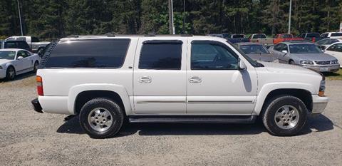 1987fa5dc7b35e 2002 Chevrolet Suburban for sale in Spanaway