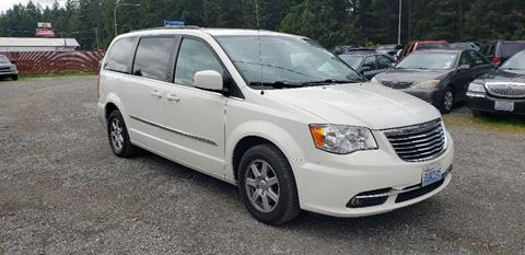 2013 Chrysler Town and Country for sale in Spanaway, WA
