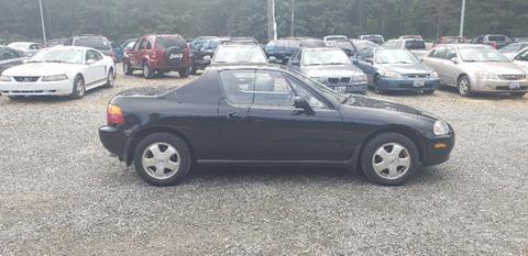 1994 Honda Civic del Sol for sale in Spanaway, WA