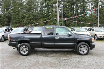 2005 GMC Sierra 1500 for sale in Spanaway, WA
