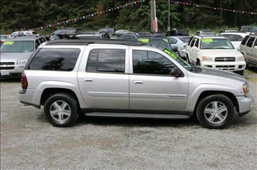 2004 Chevrolet TrailBlazer EXT for sale in Spanaway, WA