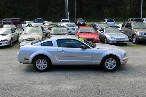 2008 Ford Mustang for sale in Spanaway, WA