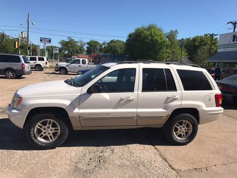 1999 Jeep Grand Cherokee for sale at Hall's Motor Co. LLC in Wichita KS