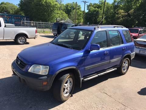 2001 Honda CR-V for sale in Wichita, KS