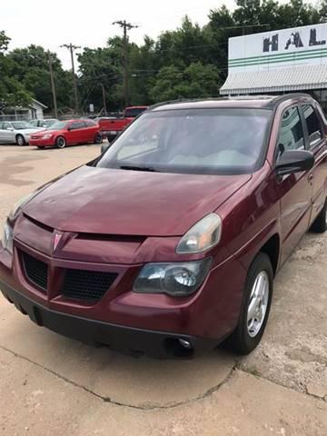 2003 Pontiac Aztek for sale in Wichita, KS