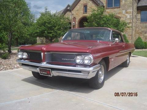 1962 Pontiac Catalina for sale at Hall's Motor Co. LLC in Wichita KS