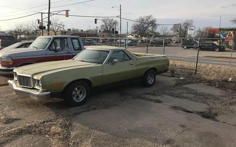 1974 Ford Ranchero for sale in Wichita, KS