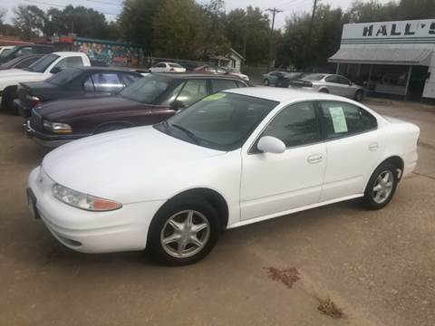 2000 Oldsmobile Alero for sale at Hall's Motor Co. LLC in Wichita KS
