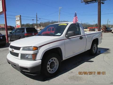 2010 Chevrolet Colorado for sale in Fort Oglethorpe, GA