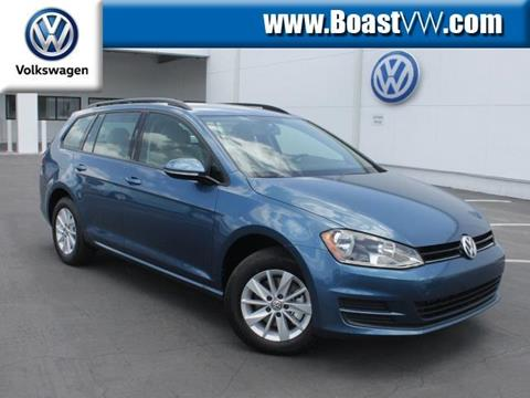2017 Volkswagen Golf SportWagen for sale in Bradenton, FL