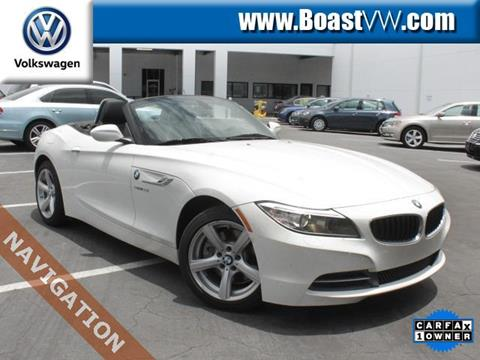 2015 BMW Z4 for sale in Bradenton, FL