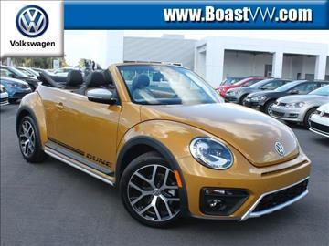 2017 Volkswagen Beetle for sale in Bradenton, FL