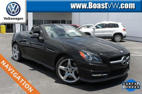 2015 Mercedes-Benz SLK for sale in Bradenton, FL