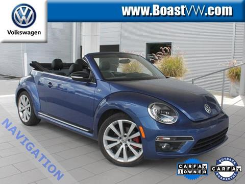 2014 Volkswagen Beetle for sale in Bradenton, FL