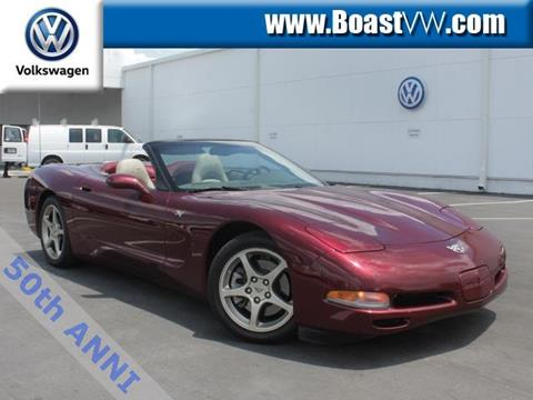 2003 Chevrolet Corvette for sale in Bradenton FL