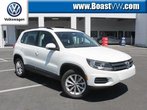 2017 Volkswagen Tiguan Limited for sale in Bradenton FL
