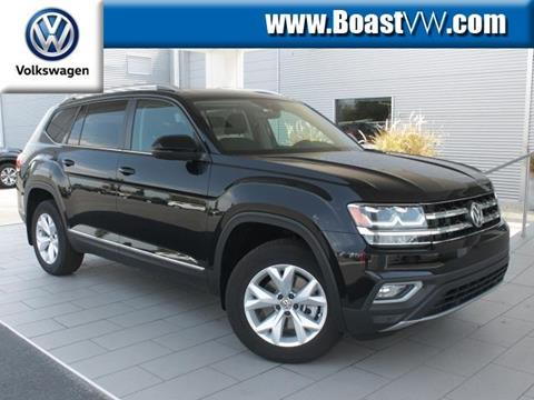 2018 Volkswagen Atlas for sale in Bradenton, FL