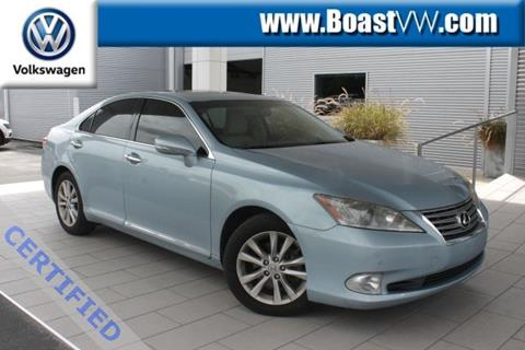 2012 Lexus ES 350 for sale in Bradenton FL