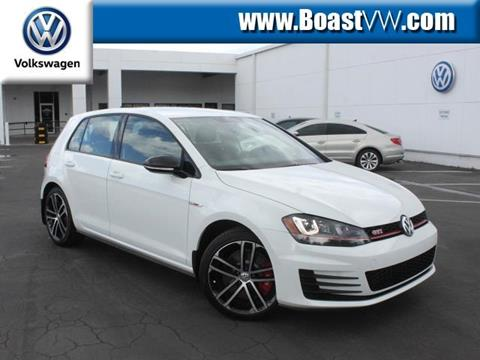 2017 Volkswagen Golf GTI for sale in Bradenton, FL