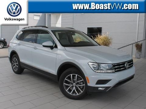 2018 Volkswagen Tiguan for sale in Bradenton FL