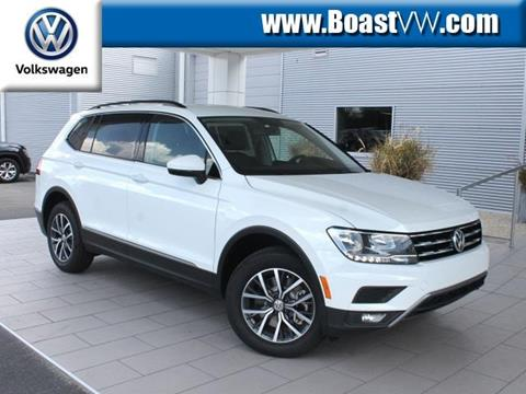 2018 Volkswagen Tiguan for sale in Bradenton, FL