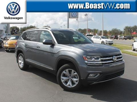 2018 Volkswagen Atlas for sale in Bradenton, FL