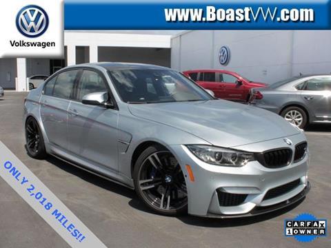 2016 BMW M3 for sale in Bradenton FL