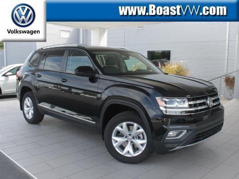 2018 Volkswagen Atlas for sale in Bradenton FL