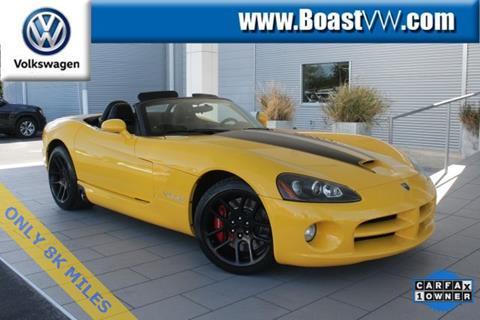 2005 Dodge Viper for sale in Bradenton, FL