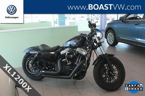 2016 Harley-Davidson Sportster XL1200X for sale in Bradenton, FL