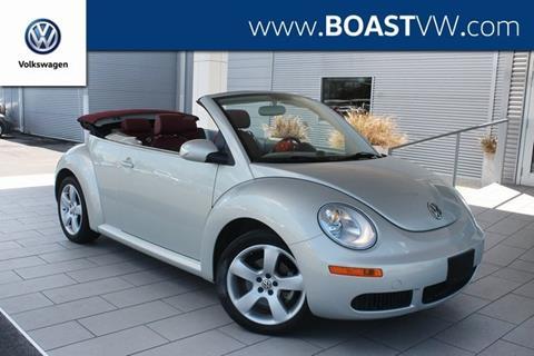 2009 Volkswagen New Beetle for sale in Bradenton, FL