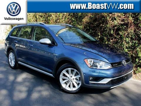 2017 Volkswagen Golf Alltrack for sale in Bradenton, FL