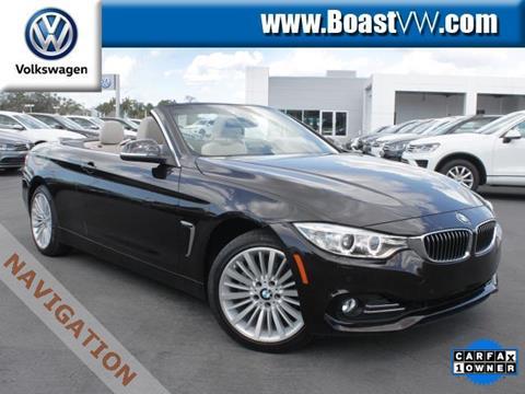 2015 BMW 4 Series for sale in Bradenton, FL