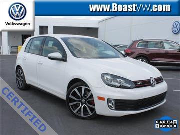 2014 Volkswagen GTI for sale in Bradenton, FL