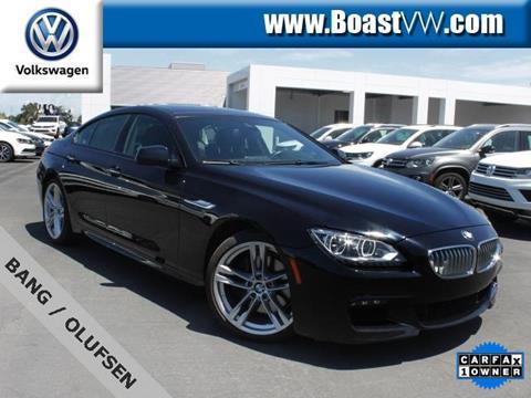 2015 BMW 6 Series for sale in Bradenton FL