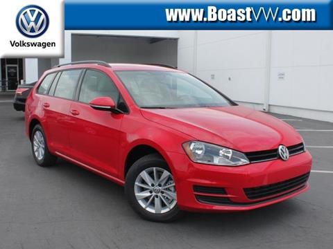 2017 Volkswagen Golf SportWagen for sale in Bradenton FL